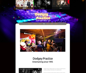 Dodgey Practice Website Design